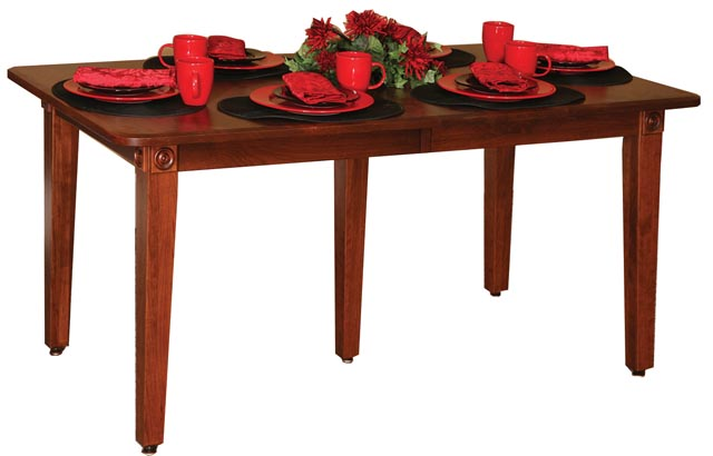 Dining table dining tables milwaukee wisconsin for Dining room tables milwaukee